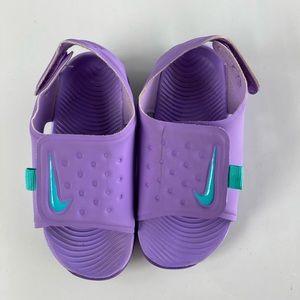 Nike Sunray Adjust 5 Sandals size 9c